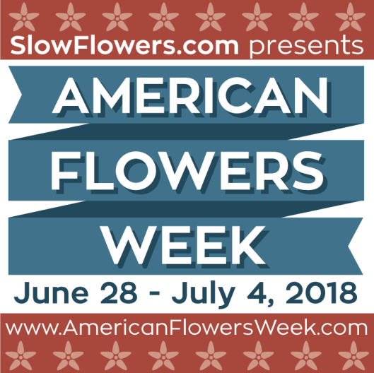 Use American Flowers Weeks Badges And Graphics In Your Marketing Click Here For A Link To Download The Logos Social Media Formatted Are Free